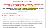 Thumbnail Traffic Series With PLR