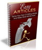 Thumbnail Easy Articles With PLR + BONUS
