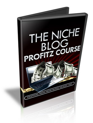 Product picture The Niche Blog Profitz Course With MRR