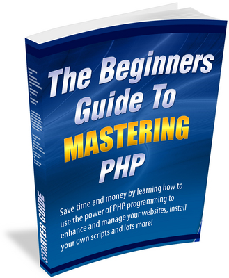Product picture The Beginners Guide To Mastering PHP With PLR
