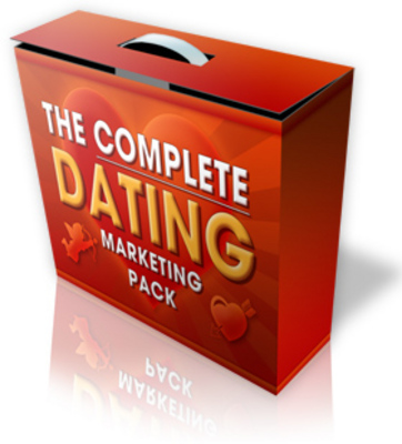 Product picture The Complete Dating Marketing Pack With PLR