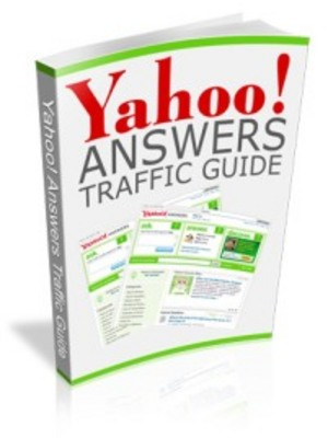 Product picture Yahoo Answers Traffic Guide With PLR