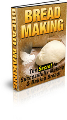 Product picture Bread Making With PLR + BONUS