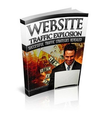 Product picture Website Traffic Explosion With PLR + BONUS