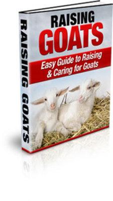 Product picture Raising Goats With PLR + BONUS